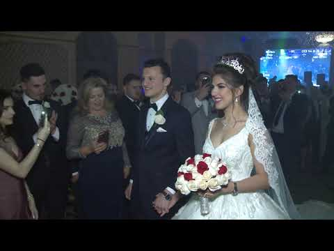 Najlepsa Svadba  2018 NEW YORK Jazo i Belma Pirovic, pjeva Nihad Kantic