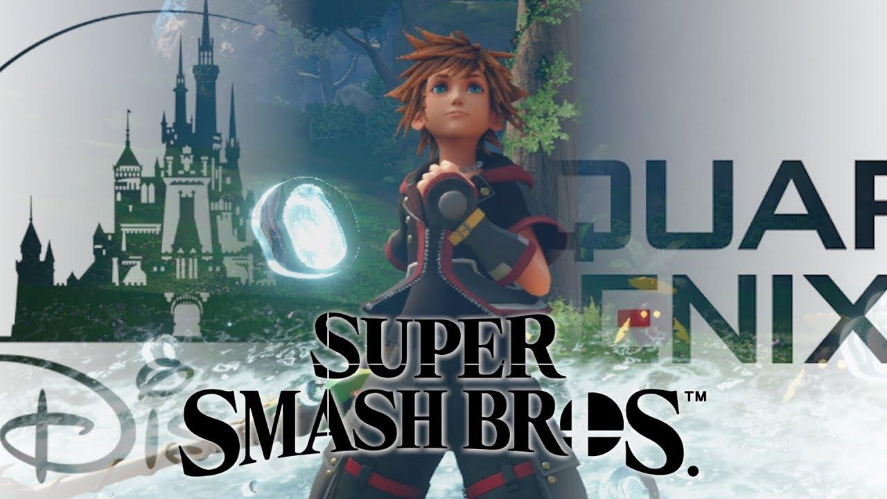 Smash Ultimate' DLC Leaks: Alleged Insider Says Sora Is in