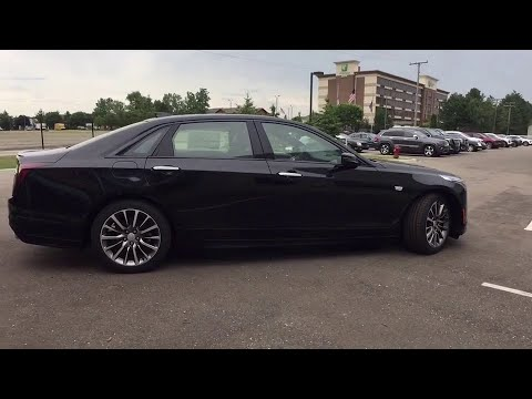 2019 Cadillac CT6 St. Clair Shores, Grosse Pointe, Detroit, Warren, Clinton Township, MI 143368