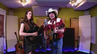 """McKay and Leigh on Nashville TuneStream. """"The 50 Loneliest places in the nation""""."""