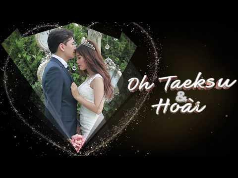 LỄ THÀNH HÔN - THU HOÀI & Oh Taeksu