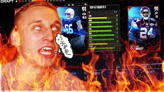 My Worst Rage Of All Time Madden 17 Draft Champions