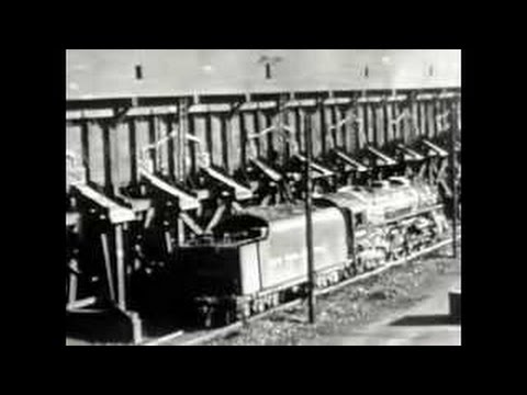 LMS Steam Trains: Little and Often - 1940s - CharlieDeanArchives / Archival Footage