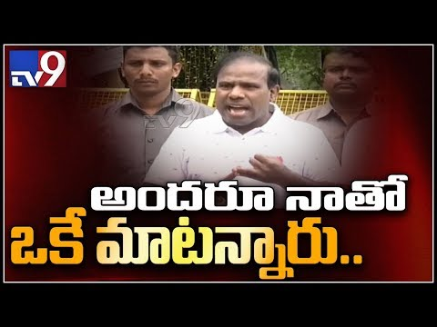 KA Paul demands answer from EC in writing on EVMs failure - TV9