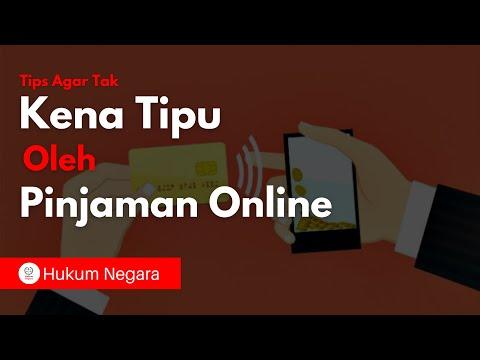 Hati-Hati Penipuan Pinjaman Online!