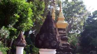 The Wat down the street, Luang Prabang, Laos