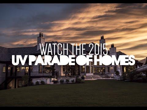 McEwan Custom Homes | UV Parade Of Homes Best Home 2015