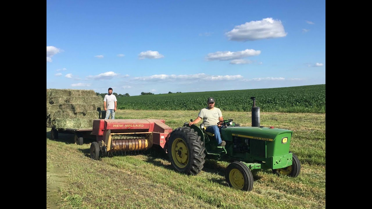 how tall is farm equipment
