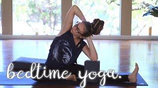 Bedtime Yoga Flow - Breathing Techniques For Sleep