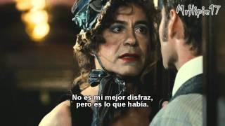 Sherlock Holmes 2: Juego de Sombras - Trailer Subtitulado al Español [HD]