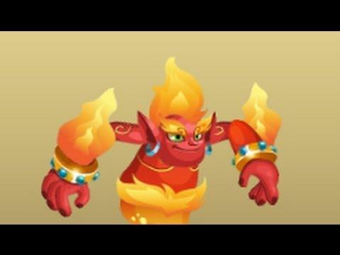 How To Get Djinn Monster By Breeding In Monster Legends Youtube