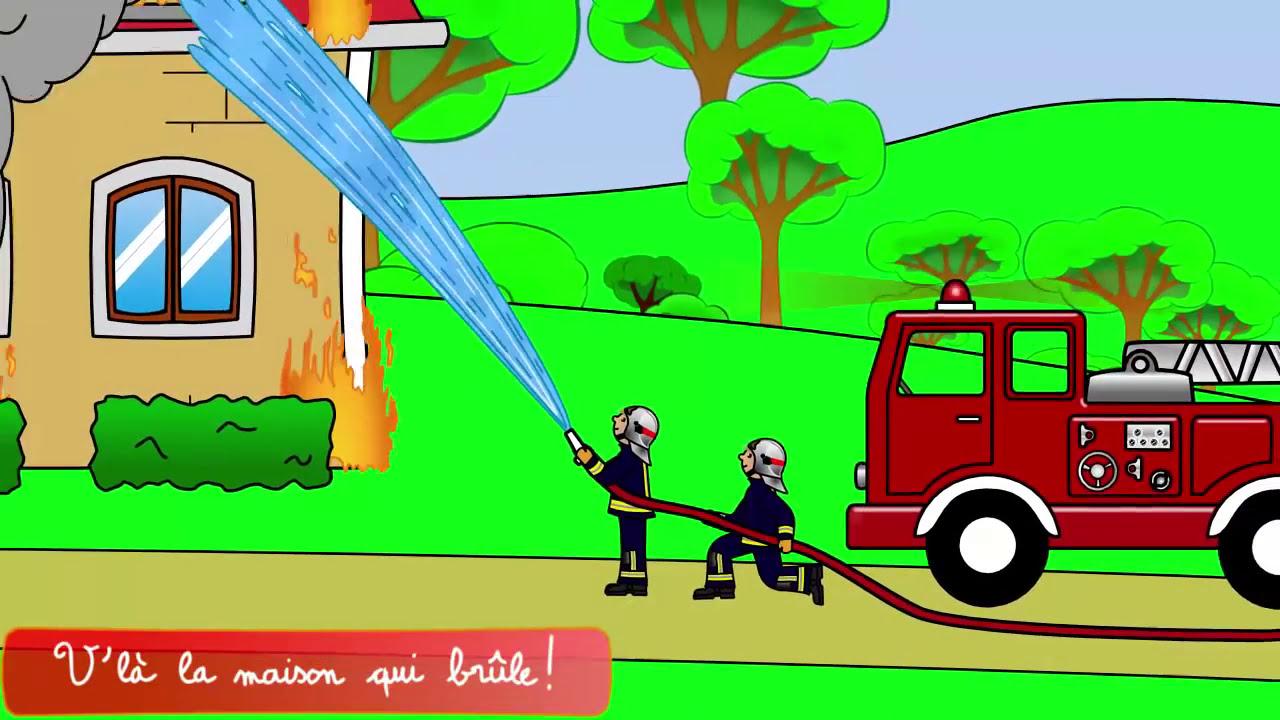 cv pompier