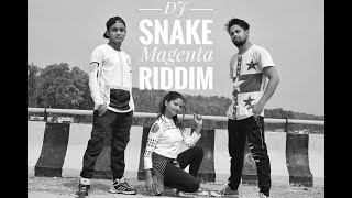 DJ SNAKE MAGENTA RIDDIM SONG DANCE VIDEO CHOREOGRAPHY BY AJAY FAB
