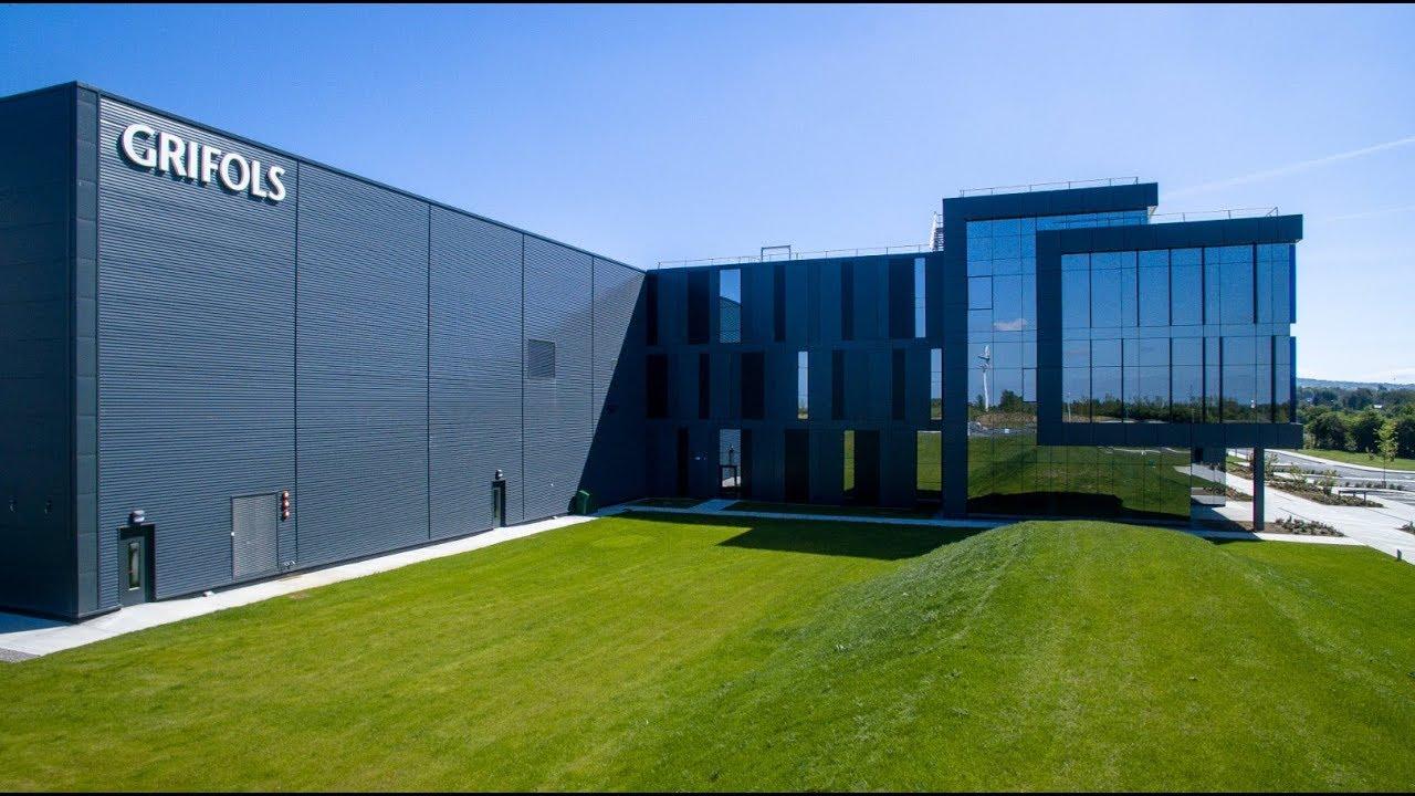 Grifols Worldwide Operations Facilities (Dublin) - YouTube