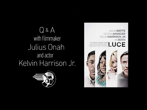 Luce Q&A With Julius Onah & Kelvin Harrison Jr.
