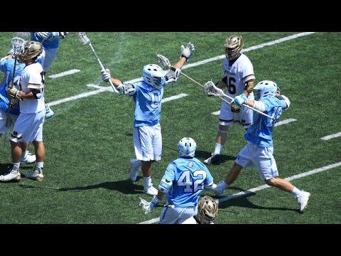 UNC Men's Lacrosse: Heels Upset Notre Dame for Trip to NCAA Semifinals