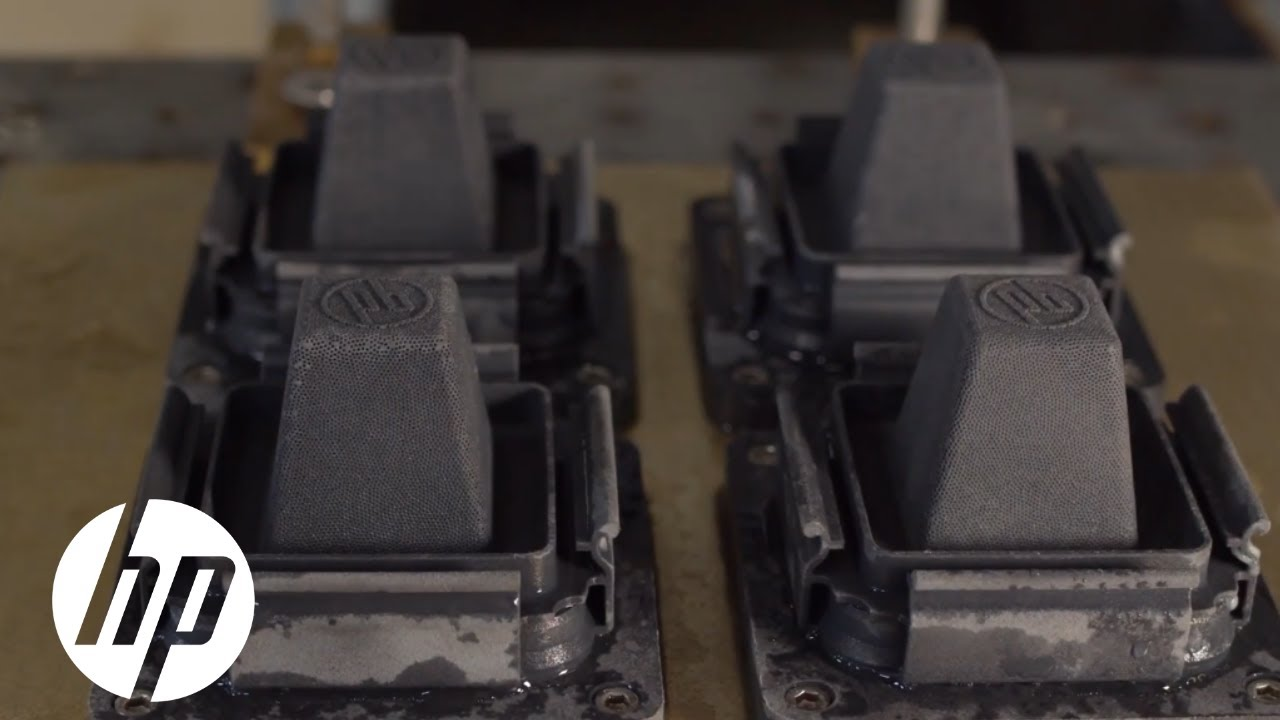 """PMD: The HP Molded Fiber Advanced Tooling Solution is """"The Way of the Future"""" 