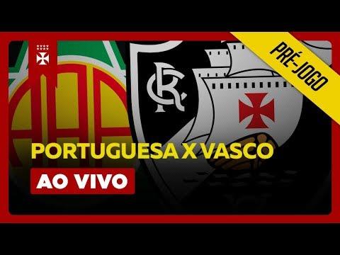 VASCO X PORTUGUESA AO VIVO