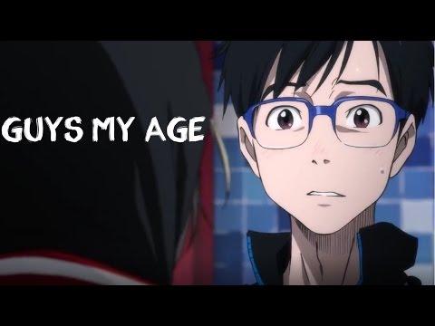 Yuri On Ice amv | Guys My Age