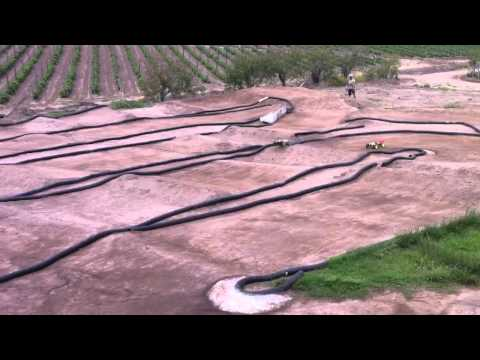 the truggy race at watsonville speedway clubhouse