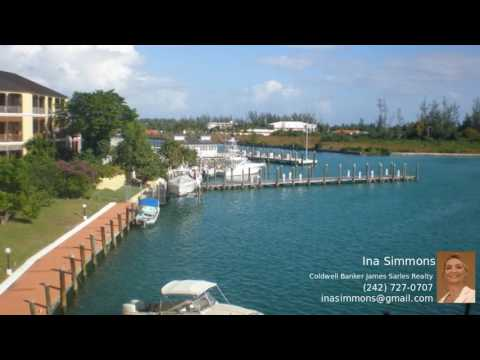Bahamas Property - Apartment with Fabulous Waterfront Views