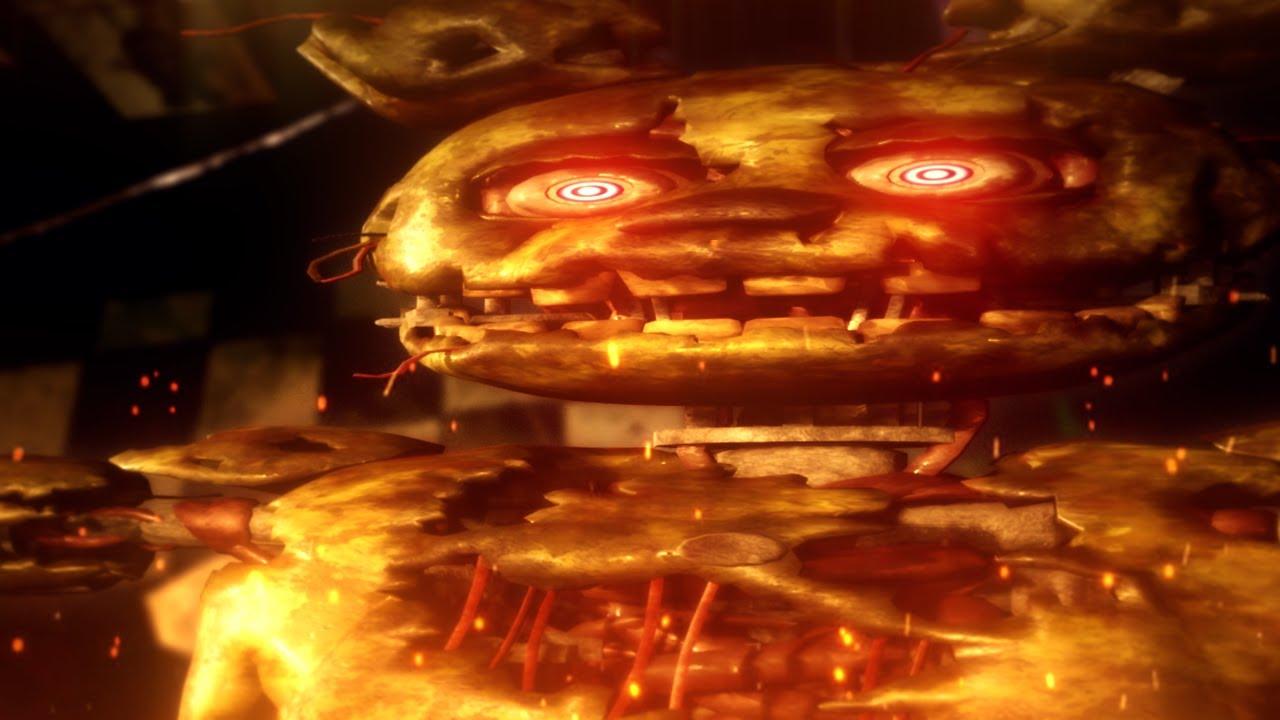 Somente Os Verdadeiros Fãs De Five Nights At Freddy's Vão Achar Engraçado. Tente não rir...