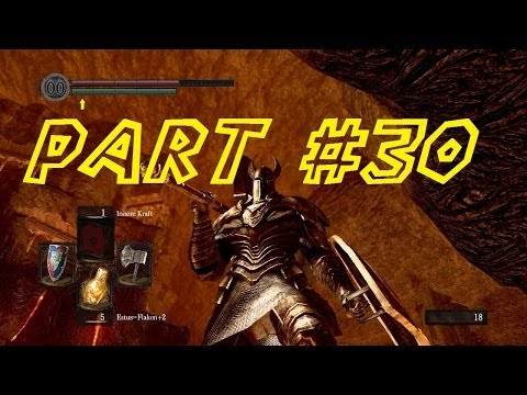 Let's Play Dark Souls Together - [German HD] #030 - Die Ruinen der Untoten