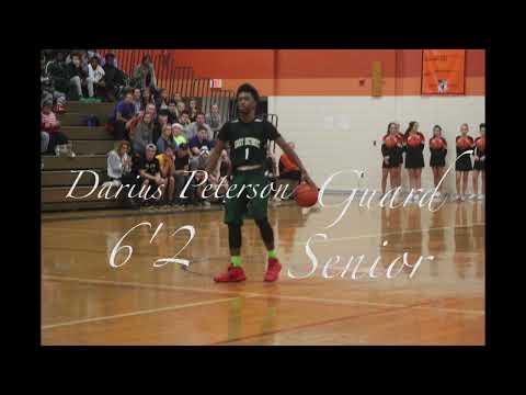 Darius Peterson highlight 2015 /2016 East Detroit Highschool
