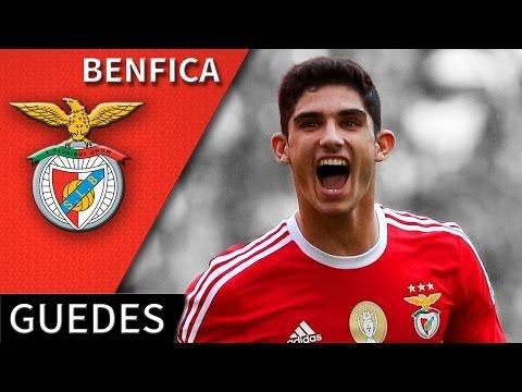 Gonçalo Guedes • Benfica • Magic Skills, Passes & Goals • HD 720p