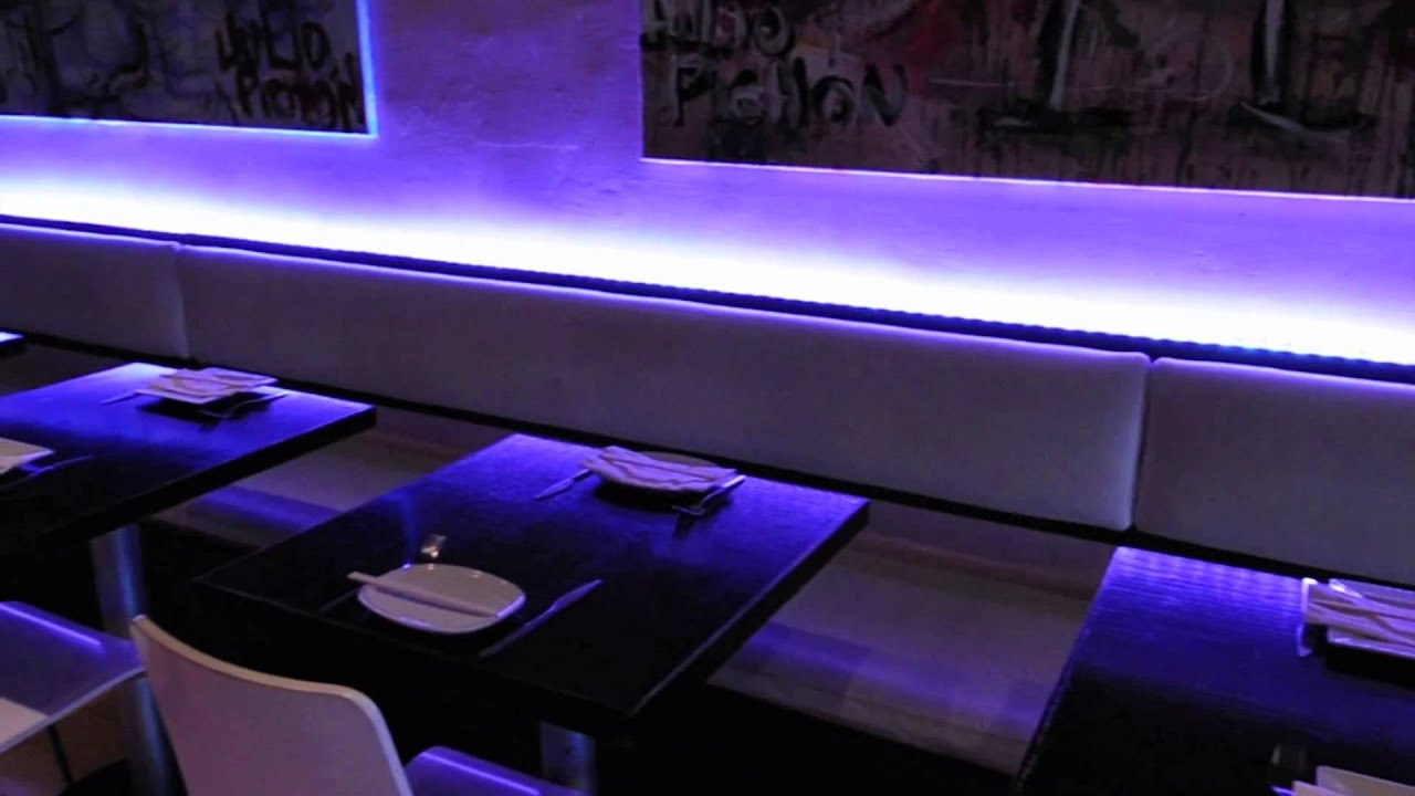Bar And Restaurant Led Lighting Solutions Youtube