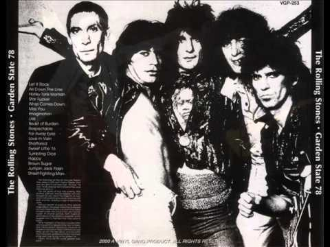 The Rolling Stones live in Passaic City [14-6-1978] - Full Show