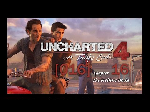 [016] Brothers in Libertalia | Uncharted 4: A Thief's End (PS4)