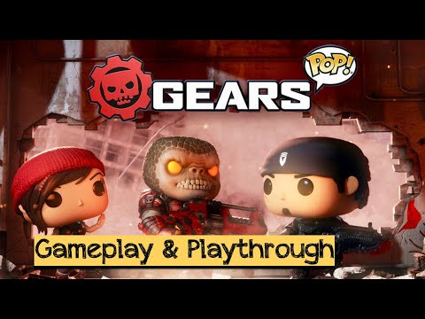 Gears POP! (by Microsoft Corporation) - Android / IOS Gameplay