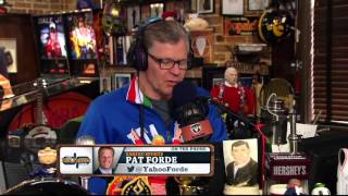 Pat Forde on final four and Norte Dame (11/24/15)