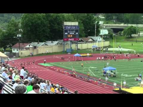 wv state track meet 2014