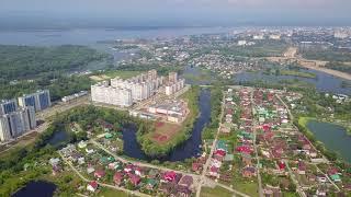 Самара Жилой район Волгарь ЭкоГрад 20 июля 2018