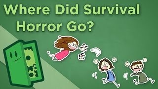 Extra Credits: Where Did Survival Horror Go?