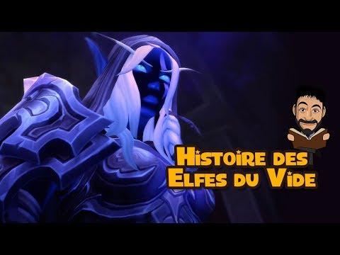 Histoire des Elfes du Vide