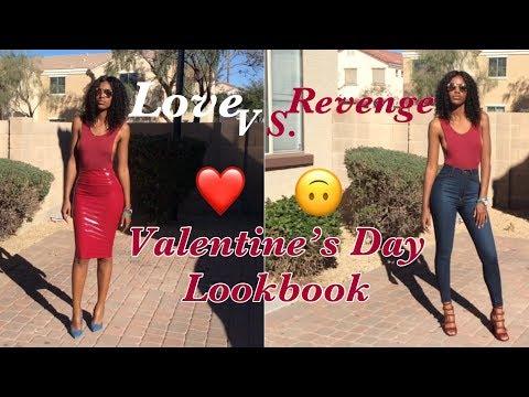 Love Vs  Revenge Valentines Day Lookbook | ShopShardai Last Minute Finds  for the Low!!