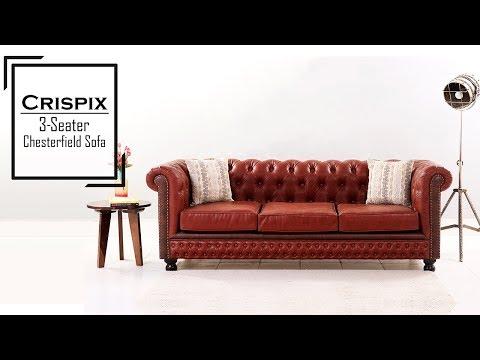 Chesterfield Sofa: Crispix