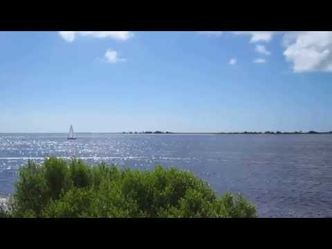 Southport NC -  Sailboat  - Cape Fear River