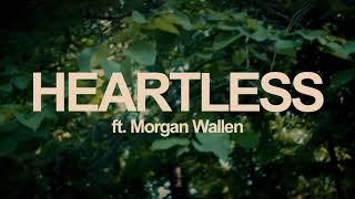 Diplo ft. Morgan Wallen - Heartless (Audio Only)