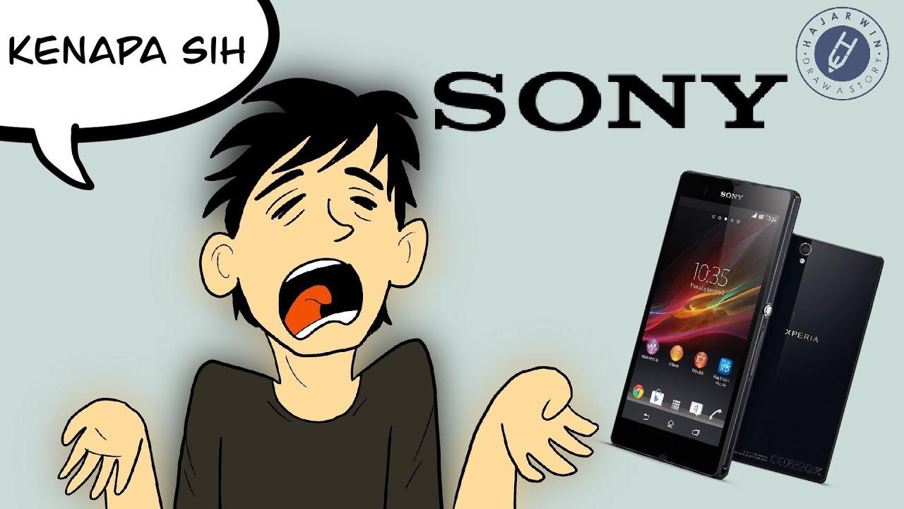 Padahal Canggih, Tapi Mengapa HP Sony Kurang Laku