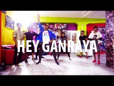 Hey Ganaraya | Disney's ABCD 2 | Dance Cover By Rafeek Ansari