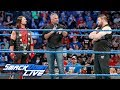 Shane McMahon lays down the law to AJ Styles and Kevin Owens SmackDown LIVE, Aug. 8, 2017