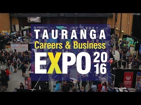 Tauranga Careers & Business Expo 2016