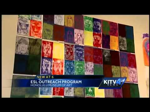 Honolulu Museum of Art offers free art classes