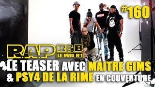 Maître Gims/Psy4 de la Rime - Teaser R.A.P. R&B #160
