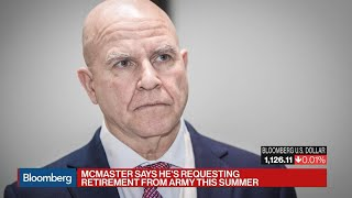 Trump Is Replacing National Security Adviser McMaster With Bolton
