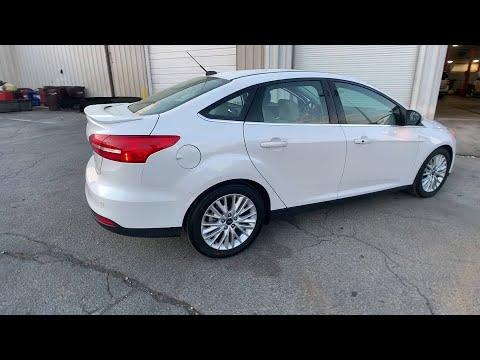2018 Ford Focus Johnson City TN, Kingsport TN, Bristol TN, Knoxville TN, Ashville, NC P4819